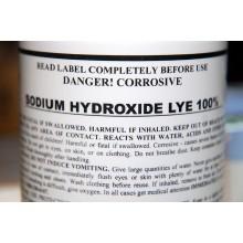 Lye / Sodium Hydroxide / NaOH