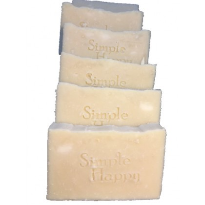 Coconut Paste Soap 椰子糊皂 for dry skin Free Soap bubble net
