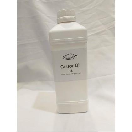 Pure Castor Oil (Cosmetic Grade)