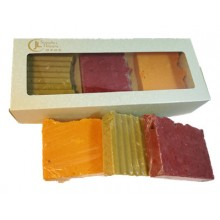 Colourful Life Set 精彩人生皂 (3 soap bar) Free Delivery (within peninsular M'sia)