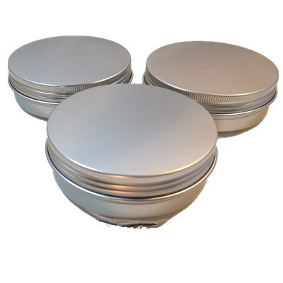 Aluminium Container 100ml