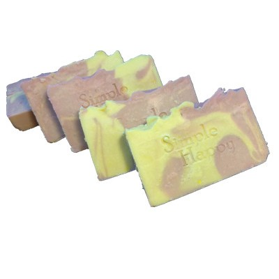 Whitening Lemon Soap