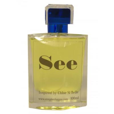 Signature Perfume- inspired by Chloe