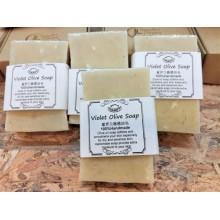 Violet Olive Soap