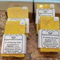 Pigmentation Control with Lemon Essential Oil Soap