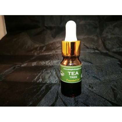 Essential Oil 10ml - lemongrass/ lavender/peppermint/rosemary/lemon/rose geranium/ tea tree