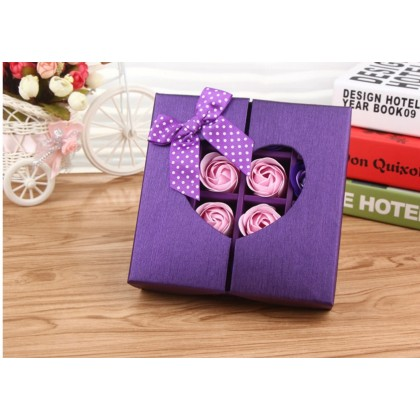 Soap Flower Box set