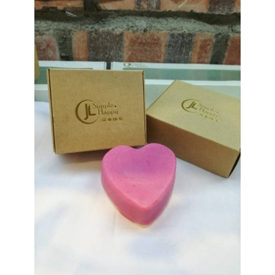 Rose Geranium Handmade Soap for Face & Body (Anti Wrinkle+extra moisturising)