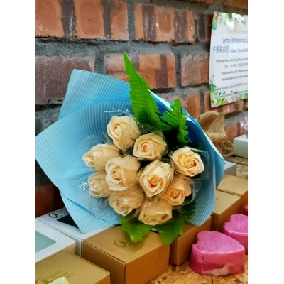 Rose Soap Flower Bouquet