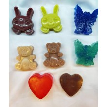 Door Gift - Half Handmade Soap with various aroma (Pre Order) Min 10 pcs