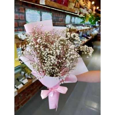 Million Star Dry Flower Bouquet