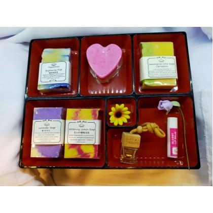 Premium Gift Set Free Japanese box Free bubble net